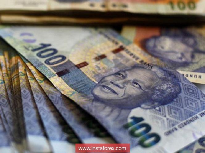 Южноафриканский ранд укрепился перед выходом данных