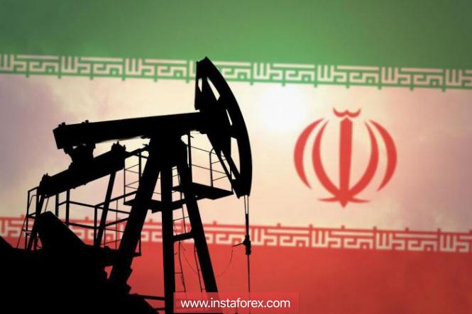 Цена нефти перешла к росту в связи с возможным сокращением предложения из-за антииранских санкций