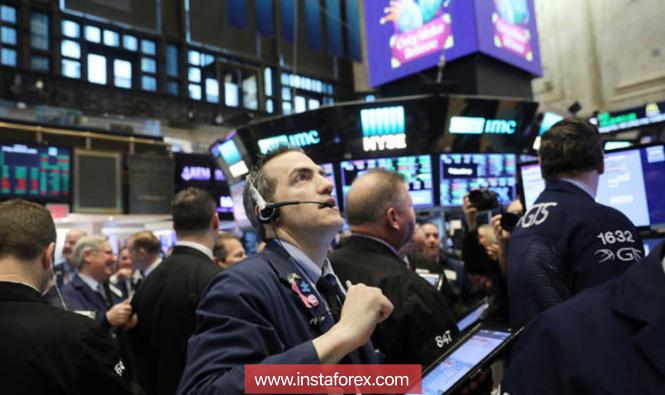 Wall Street начинает новую неделю падением, вниз всех тянет Amazon