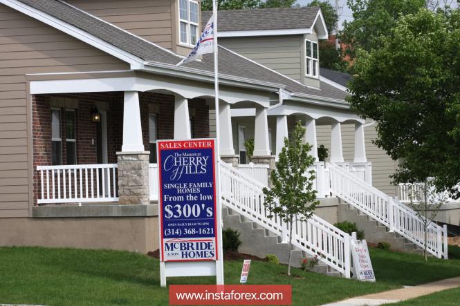 США: Продажи жилья неожиданно упали в июне