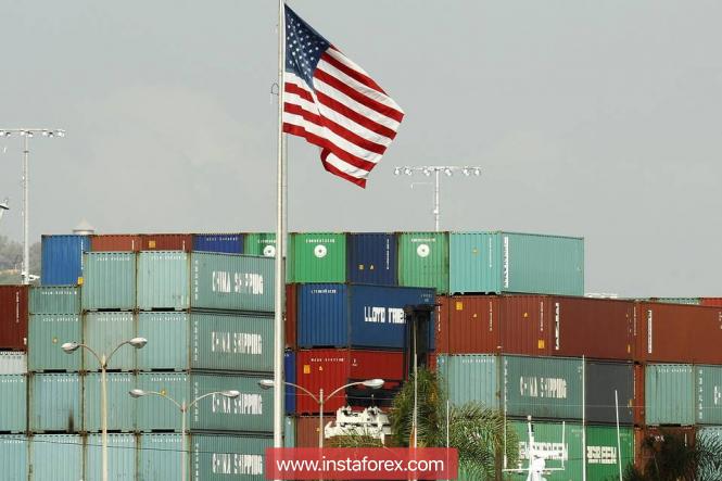 США: расходы растут, торговый дефицит расширяется