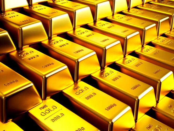 Стоимость золота падает после укрепления доллара США