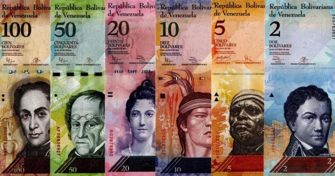Венесуэла проводит деноминацию национальной валюты