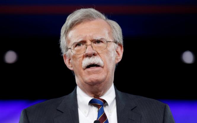 Санкции США в отношении Ирана более эффективны, чем ожидалось: Болтон
