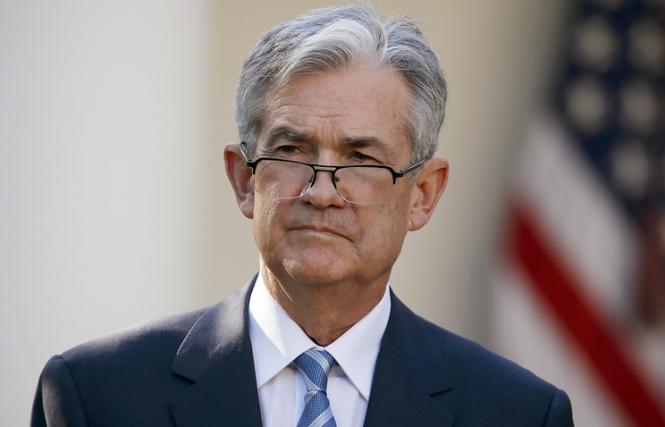 Глава ФРС поддерживает повышение ставки умеренными темпами
