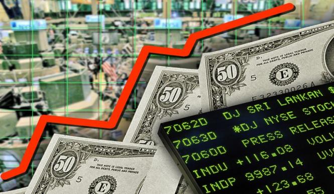 Инвесторов не беспокоят «качели» фондового рынка США