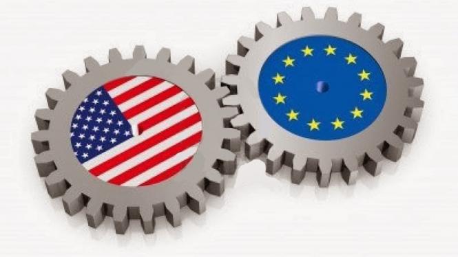 Евросоюз уступил в торговой войне с США
