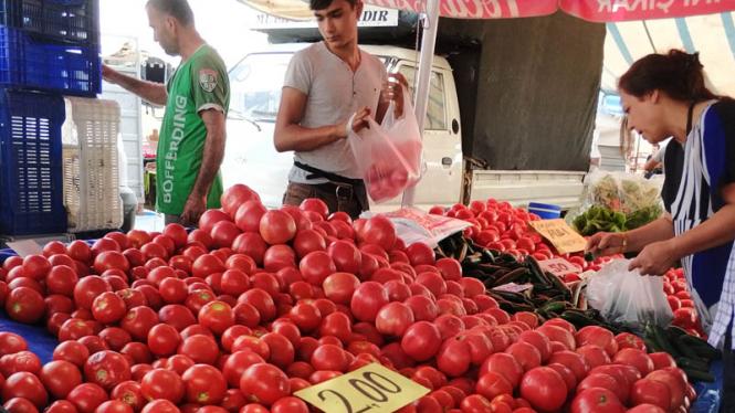 Инфляция в Турции ускорилась в августе до 17,9%