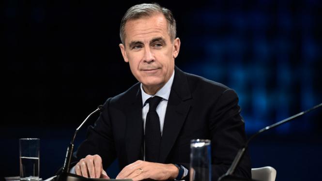 Карни готов остаться во главе Банка Англии, чтобы оказать поддержку процессу Brexit