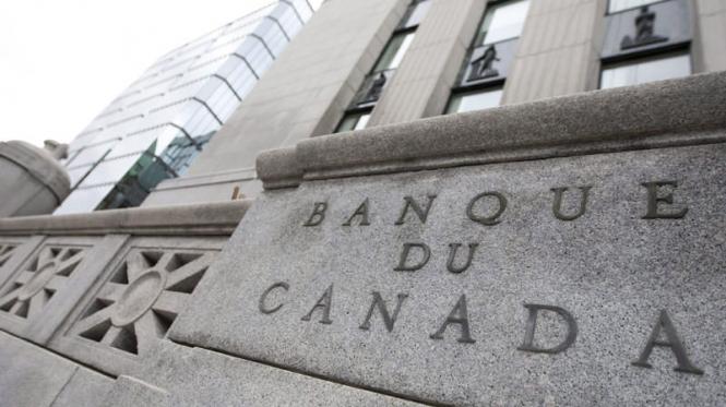Банк Канады оставил ключевую ставку без изменений