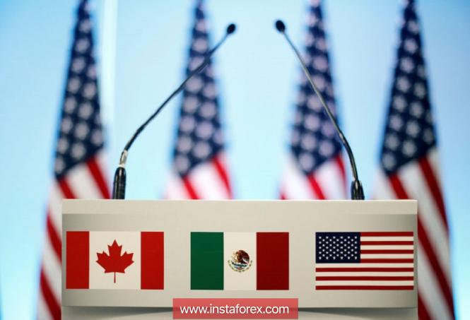 USD/CAD: слухи о смерти NAFTA сильно преувеличены