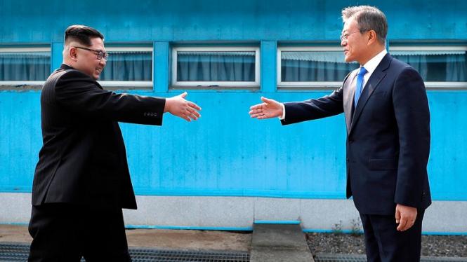 Северная и Южная Корея могут заключить мир до конца 2018 года