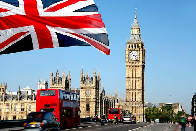 Во II квартале оценка роста британской экономики осталась на уровне 0,4%