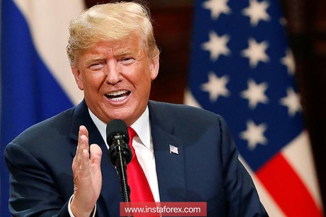 EURUSD и GBPUSD: Дональд Трамп раскритиковал политику ФРС