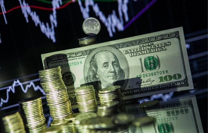 Падение Уолл-стрит: главный пострадавший доллар