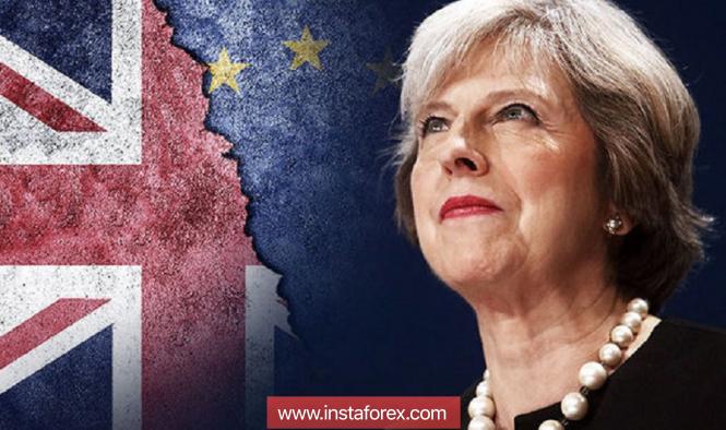 Тереза Мэй сегодня выступит в парламенте: фунт в ожидании «шторма волатильности»