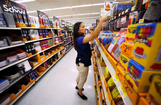 США: Розничные продажи выросли слабо, но потребительские расходы в норме