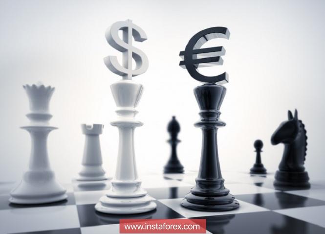 EUR/USD: евро воюет за каждый пункт, доллар наращивает мускулы