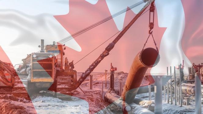 Цены на нефть в Канаде взлетели на 85%: как такое возможно?