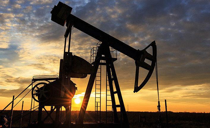 Нефть Brent вернулась к уровню октября 2017 года