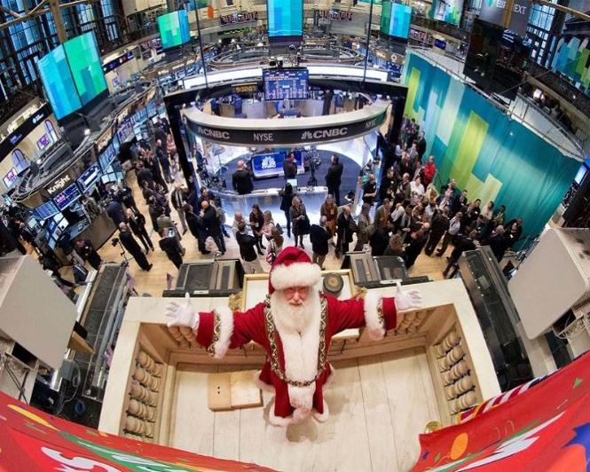 На что обратить внимание трейдерам, пока мир празднует Рождество
