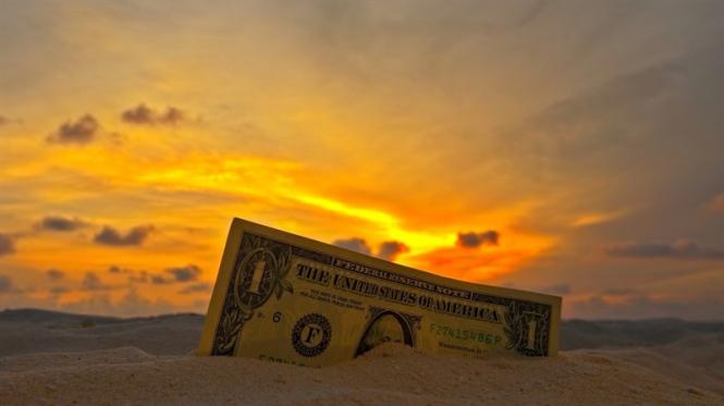 Солнечный день для доллара, похоже, близится к закату