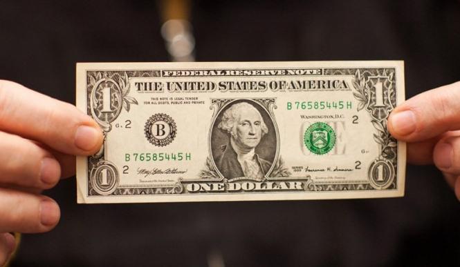 Доллар ждет мартовского отчета по американскому рынку труда