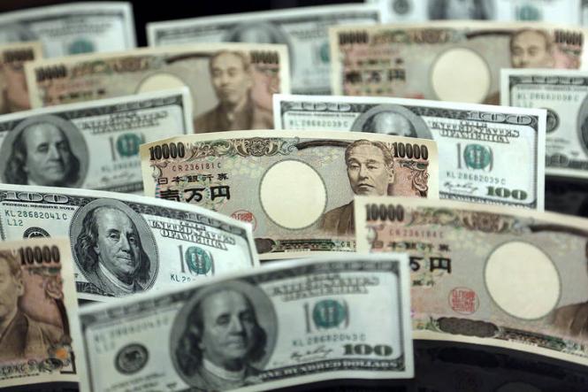 Японская валюта дешевеет на фоне позитива на рынках