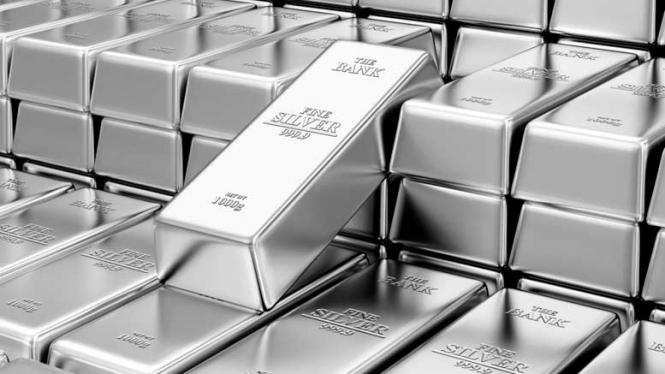 Серебро заинтересовало инвесторов