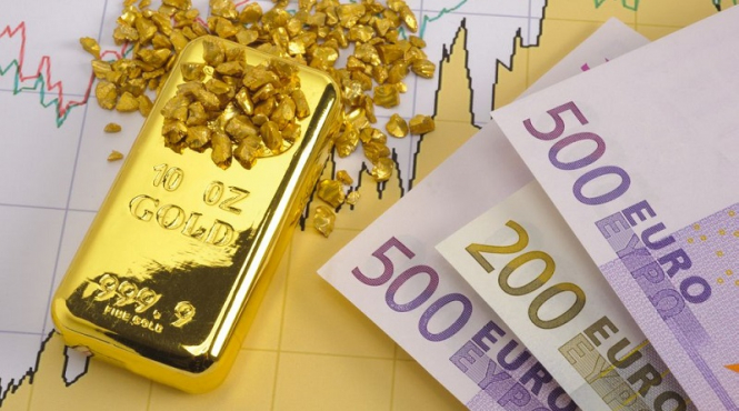 Движение вверх: продай акции – купи золото
