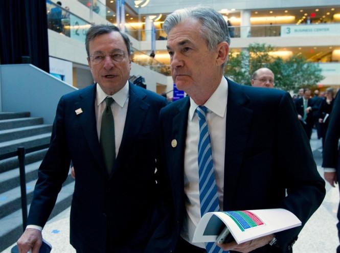 ФРС или ЕЦБ: кто возглавит гонку на смягчение монетарной политики?