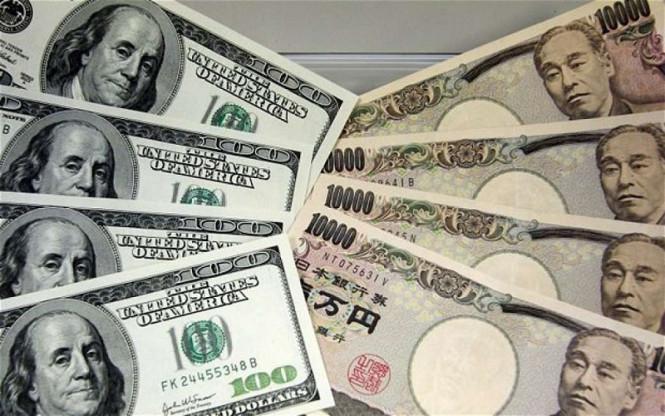 Иена дешевеет перед заседанием ФРС