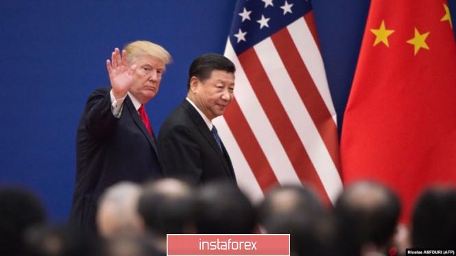 EURUSD и G20: США и Китай вряд ли найдут понимание в торговых отношениях, что ударит по американскому доллару