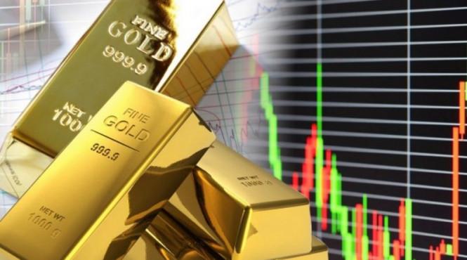 Золото готовится к шторму