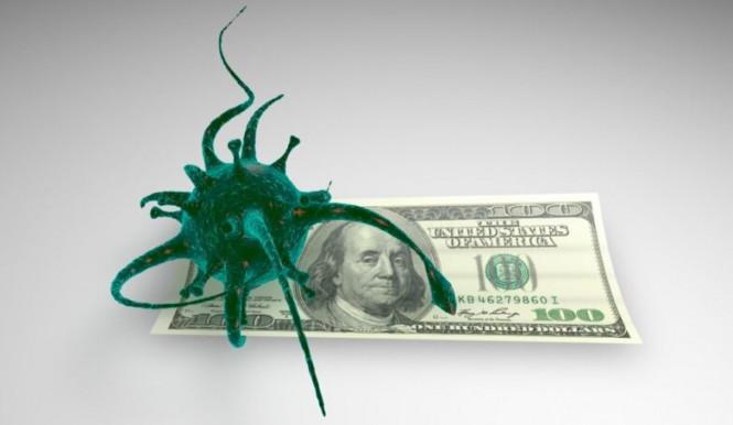 Доллару не страшен вирус
