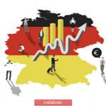 EURUSD и GBPUSD: Евро остается в канале после отчета по экономике Германии, которая находится не в лучшей форме. Фунт возвращается