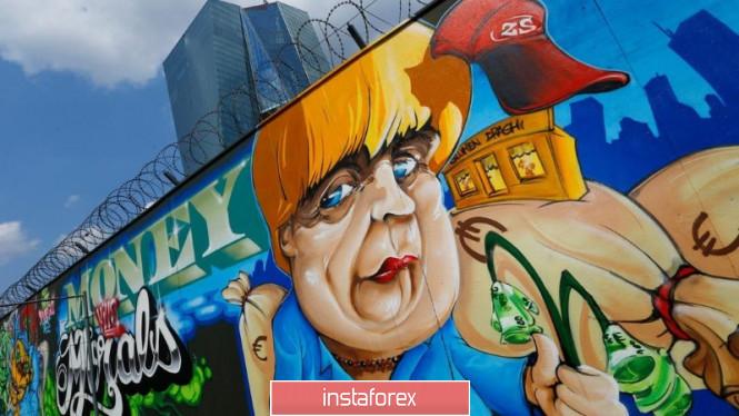EURUSD: Евро штормит из-за слухов с процентными ставками еврозоны