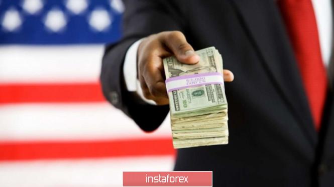 EURUSD и GBPUSD: Законопроект о помощи американской экономике будет одобрен сенатом