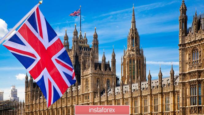GBP/USD. Превью недели. В Великобритании и Штатах ожидается серьезное падение основных макроэкономических показателей