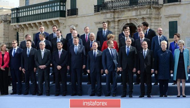 EURUSD: Как повлияют на евро итоги саммита ЕС от 23 апреля