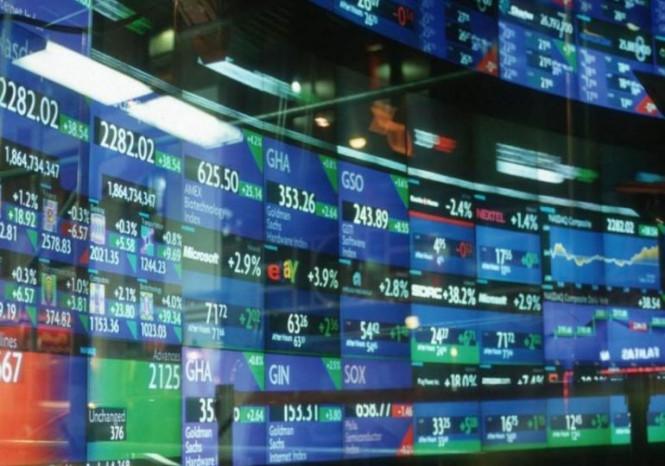 Конфликт между США и Китаем вносит смуту на фондовые рынки