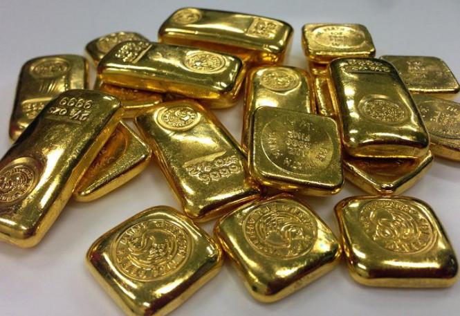 Между двух огней: золото зависло в узком диапазоне