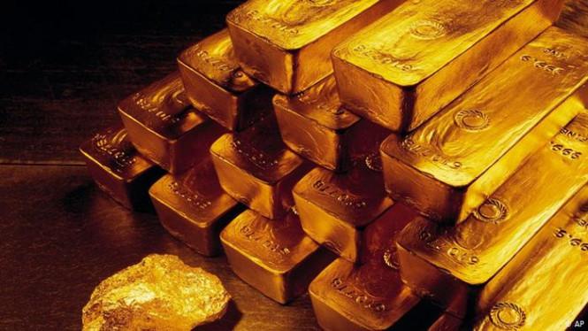Золото набирает силу