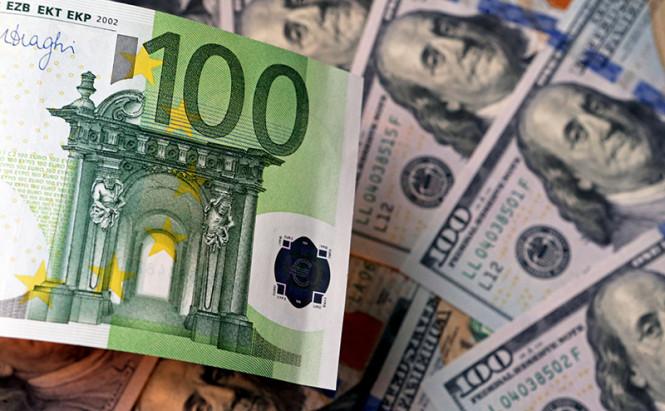Евро: попытки выйти из тени доллара могут вызвать дисбаланc пары EUR/USD