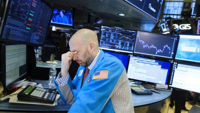 Фондовые рынки Европы в унынии, тогда как в Америке и Азии подъем