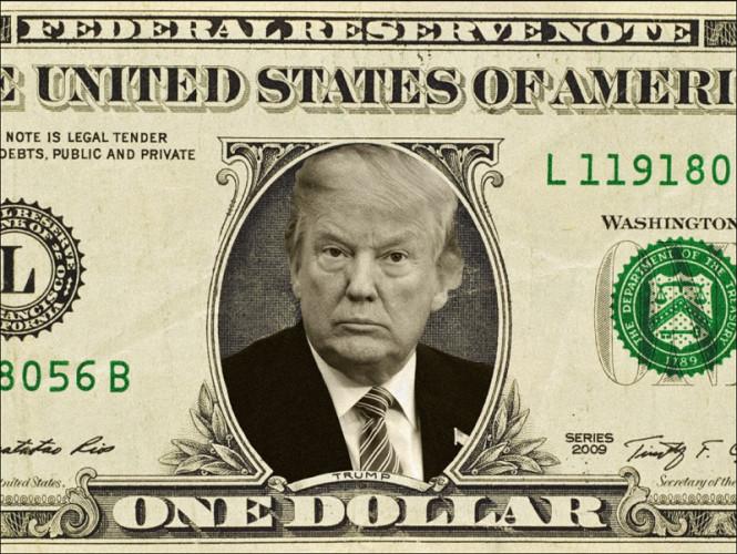 Когда начнется девальвация доллара США?