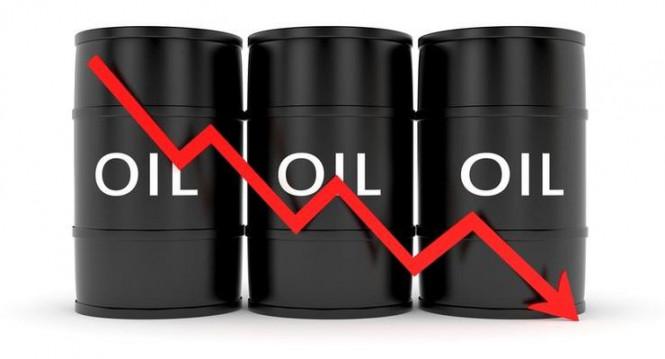 Точки опоры не найдены: стоимость нефтяного сырья продолжает стремительно падать