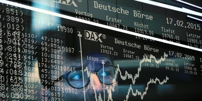 Фондовый рынок США растет, а вот Азия и Европа снова в негативе
