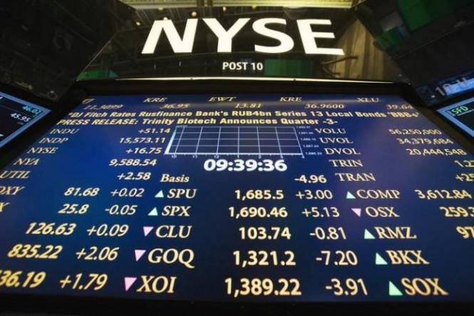 Точки опоры больше нет: фондовые индексы Европы, Америки и Азии изменяются разнонаправленно