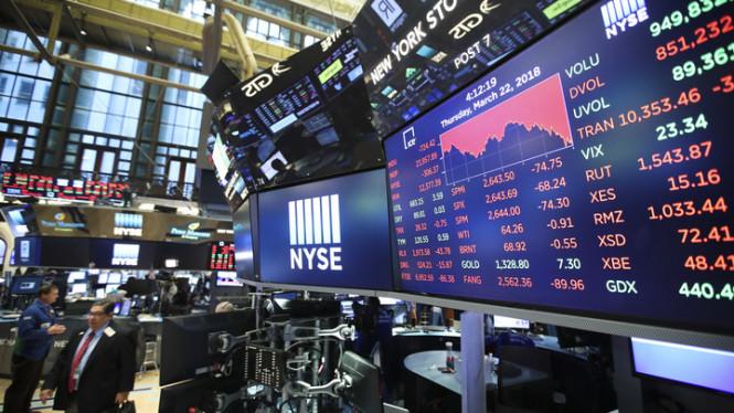 Пока на фондовых площадках Америки ажиотаж, Европа и Азия пребывают в нерешительном настроении